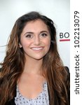 "Small photo of Alyson Stoner at the ""16 Wishes"" Film Premiere, Harmony Gold, Los Angeles, CA. 06-22-10"