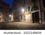 memories of venice | Shutterstock . vector #1022148604