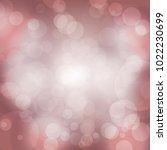 bokeh background vector... | Shutterstock .eps vector #1022230699