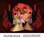 asian culture. geisha and...