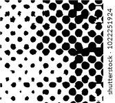 black and white grunge line...   Shutterstock . vector #1022251924