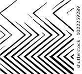 black and white grunge line...   Shutterstock . vector #1022259289