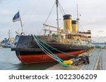 tallinn  estonia  december 31 ... | Shutterstock . vector #1022306209