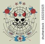 tattoo   Shutterstock .eps vector #102231025