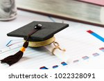 graduate study international... | Shutterstock . vector #1022328091