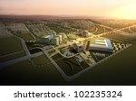 3d building | Shutterstock . vector #102235324