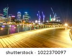 perth  australia   jan 5  2018  ... | Shutterstock . vector #1022370097