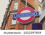 london  united kingdom   august ... | Shutterstock . vector #1022397859