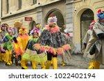 ljubljana  slovenia on february ...   Shutterstock . vector #1022402194