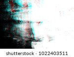 abstract photocopy texture... | Shutterstock . vector #1022403511