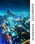 asia business concept for real... | Shutterstock . vector #1022440459