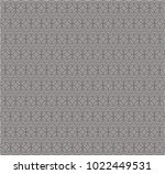 ornamental seamless pattern....   Shutterstock .eps vector #1022449531