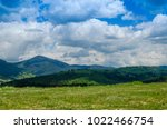 view of the beautiful... | Shutterstock . vector #1022466754