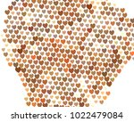 beautiful background with an... | Shutterstock . vector #1022479084