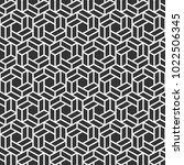 abstract seamless pattern.... | Shutterstock .eps vector #1022506345