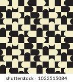 seamless abstract pattern | Shutterstock .eps vector #1022515084