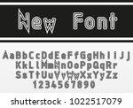 creative design vector linear...   Shutterstock .eps vector #1022517079
