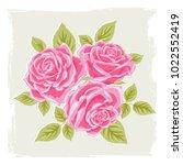 template of decorative ornament ...   Shutterstock .eps vector #1022552419