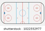 hockey arena backround.vector... | Shutterstock .eps vector #1022552977