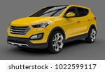 Compact City Crossover Yellow...