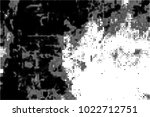 an abstract halftone texture. a ... | Shutterstock .eps vector #1022712751