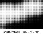 an abstract halftone texture. a ... | Shutterstock .eps vector #1022712784
