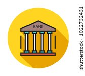 bank investment finance  | Shutterstock .eps vector #1022732431