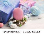 Easter Decoration Nest  Easter...