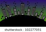 city skyline header