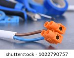 component and tools for... | Shutterstock . vector #1022790757