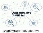 conceptual business... | Shutterstock . vector #1022803291