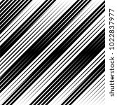 abstract black diagonal striped ... | Shutterstock .eps vector #1022837977