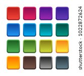 multicolored square buttons for ...   Shutterstock .eps vector #1022872624