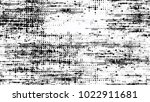 black and white halftone dots... | Shutterstock .eps vector #1022911681