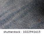 jeans  vintage rough texture | Shutterstock . vector #1022941615