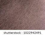 jeans  brown rough texture | Shutterstock . vector #1022942491