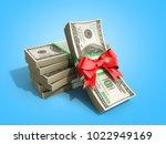 concept of money deposite bonus ...   Shutterstock . vector #1022949169