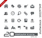 Website Icons    Basics