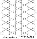 seamless ornamental vector...   Shutterstock .eps vector #1022974789