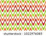 watercolor red  green and... | Shutterstock . vector #1022976085