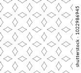 seamless ornamental vector...   Shutterstock .eps vector #1022986945