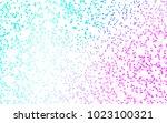 dark pink  blue vector... | Shutterstock .eps vector #1023100321