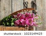 Fresh Bouquet Of Magenta Color...