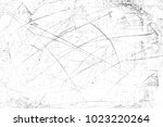 dust and scratched textured... | Shutterstock . vector #1023220264