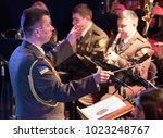 kyiv  ukraine   8 february ... | Shutterstock . vector #1023248767
