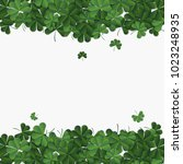 abstract patrick day background ... | Shutterstock .eps vector #1023248935