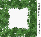 abstract patrick day background ... | Shutterstock .eps vector #1023248941