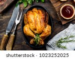 roasted chicken with rosemary...