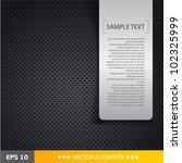 speaker grill texture black... | Shutterstock .eps vector #102325999