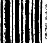 black and white paint lines... | Shutterstock .eps vector #1023379939
